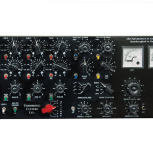 Thermionic Culture The Fat Bustard II Black