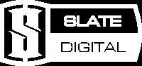 Slate digital logo white copy
